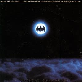 Batman (Original Motion Picture Score) 2004 Danny Elfman