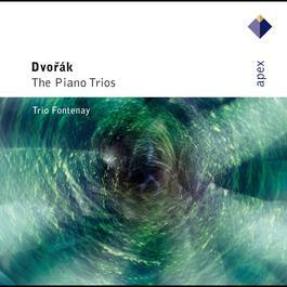 Dvorák : Piano Trios 1-4 [Complete]  -  APEX 2007 Trio Fontenay