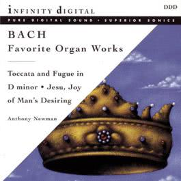 Bach: Favorite Organ Works 1996 Anthony Newman
