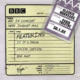 BBC In Concert [13th January 1982] (13th January 1982) 2009 Classix Nouveaux