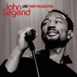 Live From Philadelphia 2008 John Legend