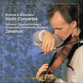 Brahms & Schumann : Violin Concertos 2006 Thomas Zehetmair