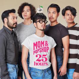 อัลบั้ม MOM & POPSHOP
