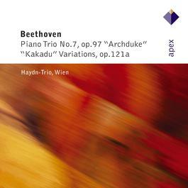 Beethoven : Piano Trio No.11, 'Kakadu Variations' & Piano Trio No.7, 'Archduke'  -  Apex 2007 Haydn Trio Wien