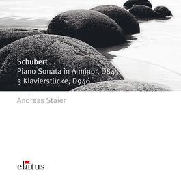 Schubert : Piano Sonata No.16 & 3 Impromptus D946  -  Elatus 2007 Aandreas Staier