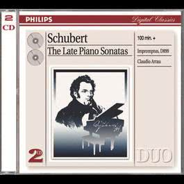 Schubert: Late Piano Sonatas 2008 Claudio Arrau