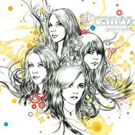 Gold Medal  (U.S. Version 83767) 2005 The Donnas