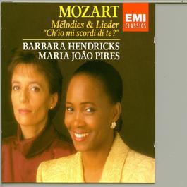 mozart lieder 2003 Barbara Hendricks