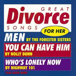 Various Artists/ Great Divorce Songs For Her 1994 Great Divorce Songs For Her