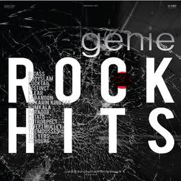 อัลบั้ม genie ROCK HITS