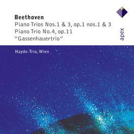 Beethoven : Piano Trios Nos 1, 3 & 4  -  Apex 2007 Haydn Trio Wien