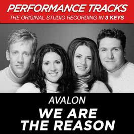 We Are The Reason (Performance Tracks) - EP 2009 Avalon