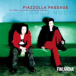 Piazzolla Passage 2004 Duo Milla Viljamaa & Johanna Juhola