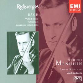 Bach: Sonatas For Violin & Piano Bwv 1014-19 2001 Yehudi Menuhin