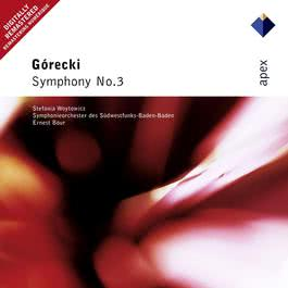 Górecki : Symphony No.3, 'Symphony of Sorrowful Songs' 2014 Ernest Bour