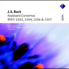 Bach, JS : Keyboard Concertos Nos 1, 3, 5 & 6  -  Apex 2007 Jnos Rolla & Franz Liszt Chamber Orchestra