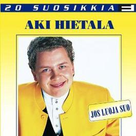 20 Suosikkia / Jos luoja suo 2002 Hietala, Aki