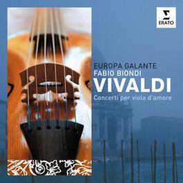 Vivaldi: Concerti per viola d'amore 2007 Fabio Biondi