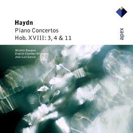 Haydn : Piano Concertos Nos 3, 4 & 11  -  Apex 2007 Michle Boegner & Jose luis Garcia