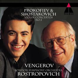 Prokofiev : Violin Concertos Nos 1 & 2 - Glazunov : Violin Concerto 2011 Maxim Vengerov