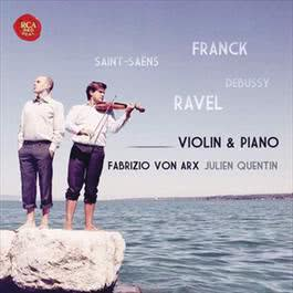 French Album - Works For Violin & Piano 2014 Main speaker Dequan