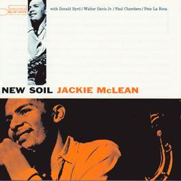 NEW SOIL 1989 Jackie McLean