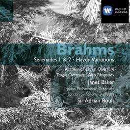Brahms: Serenades Nos. 1 & 2 & Haydn Variations 2006 Adrian Boult