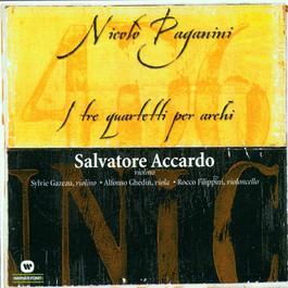 I Tre Quartetti Per Archi 2004 Salvatore Accardo
