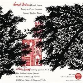 Leontyne Price - Alexei Haieff: String Quartet No. 1; Samuel Barber: Hermit Songs op. 29 2012 Leontyne Price