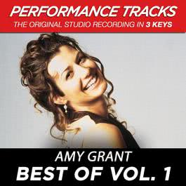 Best Of Vol. 1 (Performance Tracks) - EP 2009 Amy Grant