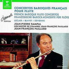 Leclair / Blavet / Naudot / Corette : Concertos for Flute and Strings 2005 Jean-Francois Paillard