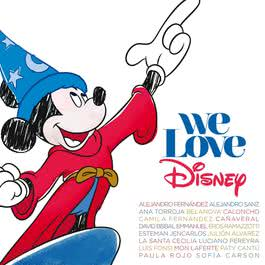 อัลบั้ม We Love Disney