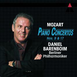 Mozart : Piano Concertos Nos 9 & 17 2006 Daniel Barenboim