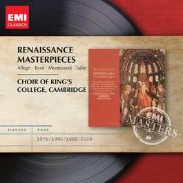 Renaissance Masterpieces 2011 Cambridge King's College Choir