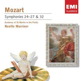 Mozart: Symphonies Nos 24-27 & 32 2005 Academy Of St. Martin-In-The-Fields