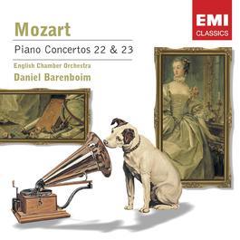 Mozart: Piano Concerto Nos 22 & 23 2005 English Chamber Orchestra