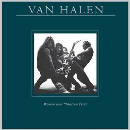 Women And Children First 2015 Van Halen
