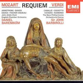 Mozart & Verdi - Requiems 1990 Daniel Barenboim