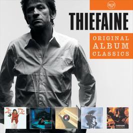 Coffret 5 Cd Original Classics 2009 Hubert Félix Thiéfaine