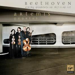 Beethoven : String Quartets Op.18/1 and Op.127 (Beethoven volume 6) 2010 阿特密絲絃樂四重奏團
