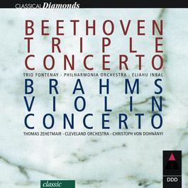 Beethoven : Triple Concerto & Brahms : Violin Concerto 2006 Eliahu Inbal