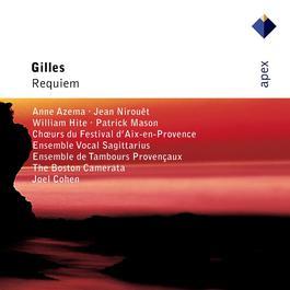 Gilles : Messe des mortes [Requiem]  -  Apex 2007 Joel Cohen