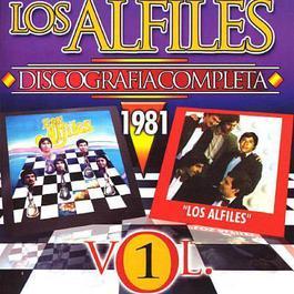 Discografía Completa Volumen 1 2004 Los Alfiles