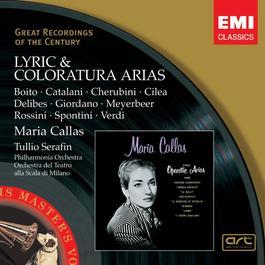 Lyric & Coloratura Arias 2005 Maria Callas