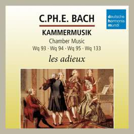 ฟังเพลงอัลบั้ม C.P.E. Bach: Kammermusik/Chamber Music