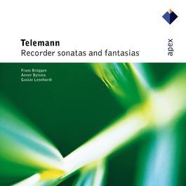 Telemann : Frans Brüggen Edition Volume 1 : Recorder Sonatas & Fantasias 2007 Frans Brüggen; Anner Bylsma; Gustav Leonhardt