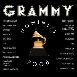 อัลบั้ม Grammy Nominees 2008
