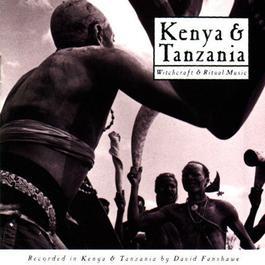 Kenya & Tanzania: Witchcraft & Ritual Music 1991 Various Artists