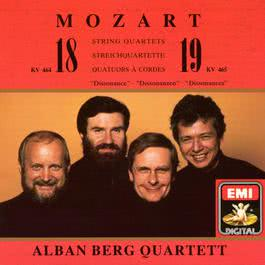 String Quartets Nos.18 & 19 2003 Alban Berg Quartet