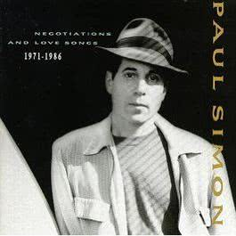 Negotiations And Love Songs 1971-1986 1988 Paul Simon